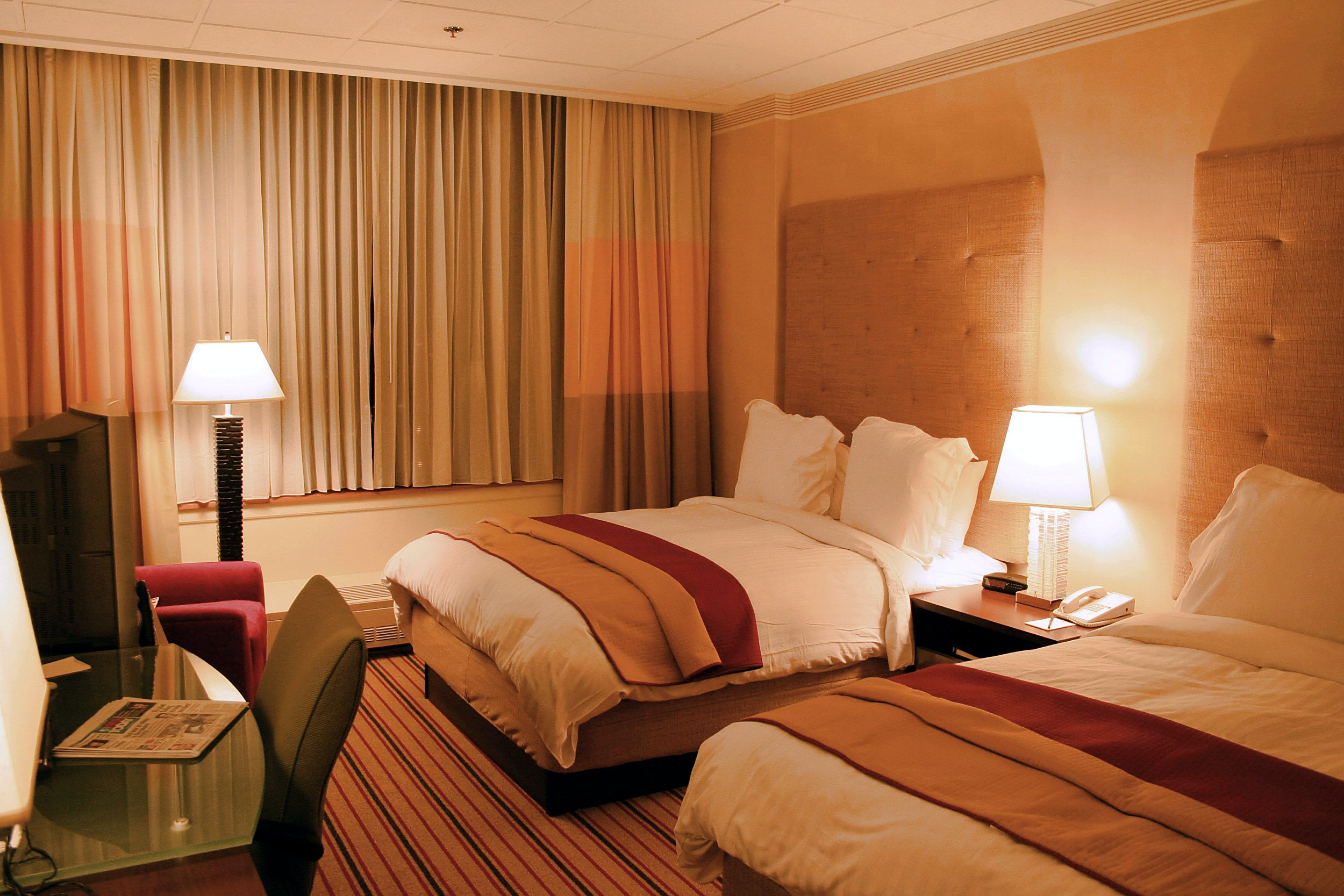 impact of online reservation system in hotel